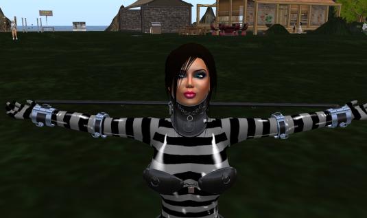 sj Panthar in her trial bondage