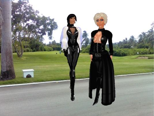 20130605 Jenny and Diomita