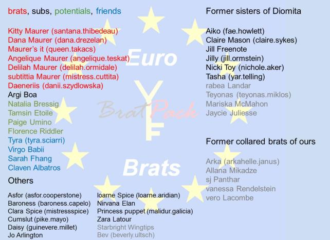 20130919 Euro Brats Overview