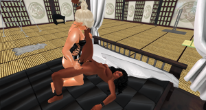 Dio takes her concubine