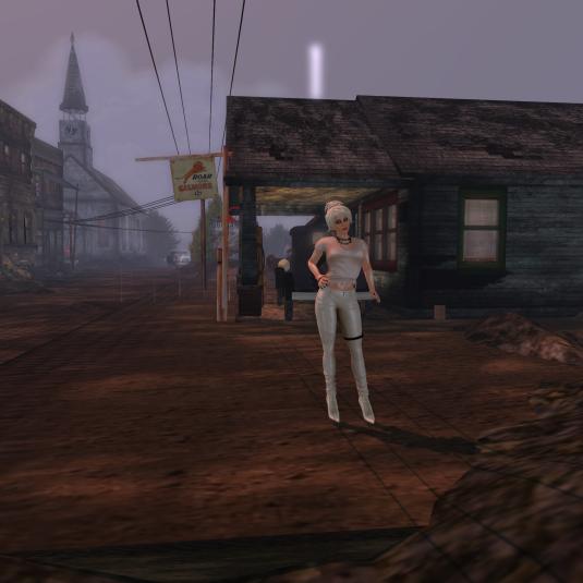 Diomita visiting Innsmouth (1)