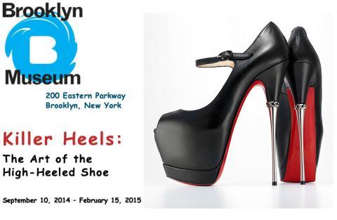 Killer Heels - Brooklyn Museum