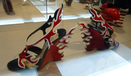 very artful and creative heels