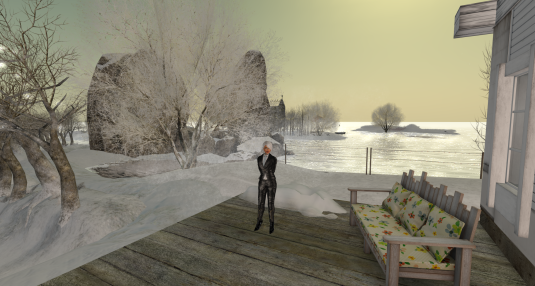 Umbral - a sim for photographers in SL (2)
