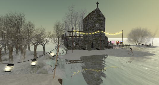 Umbral - a sim for photographers in SL