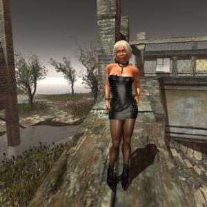 """Diomita visiting """"Ruins"""" (4)"""