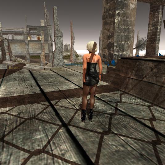 """Diomita visiting """"Ruins"""" (5)"""