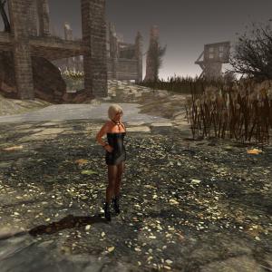"""Diomita visiting """"Ruins"""" (3)"""