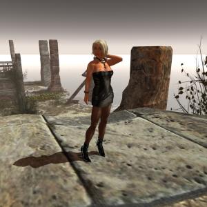 """Diomita visiting """"Ruins"""" (2)"""