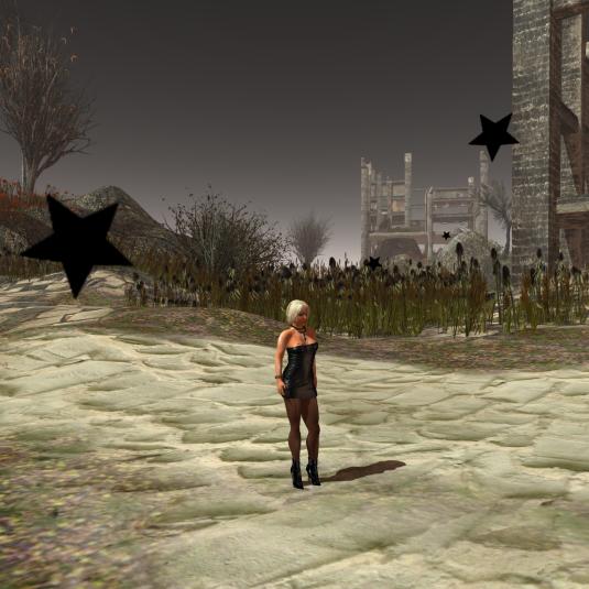 """Diomita visiting """"Ruins"""" (1)"""