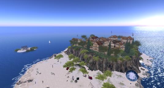 Exploring sims: OTIUM