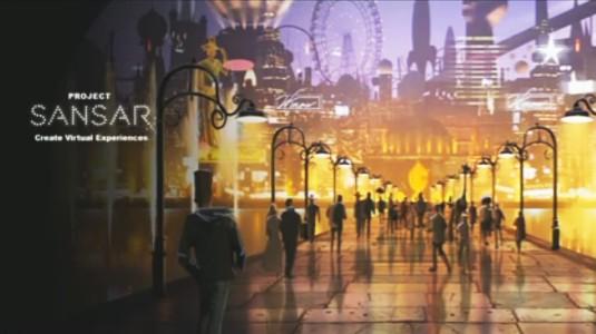 Sansar promo image, courtesy of Linden Lab