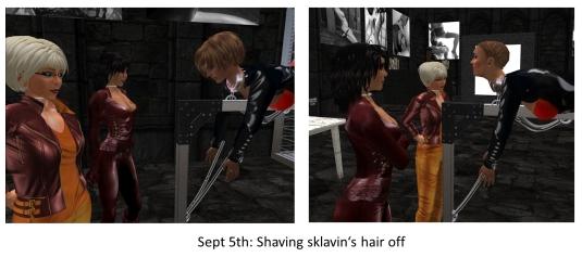 20150905 Cutting sklavin's hair_003
