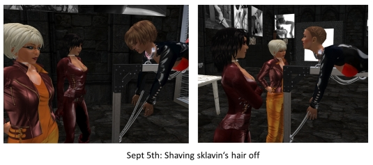20150905 Cutting sklavin's hair_003