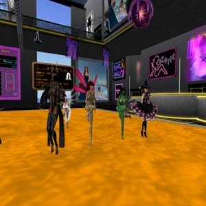 Halloween 2009 at BRATZ