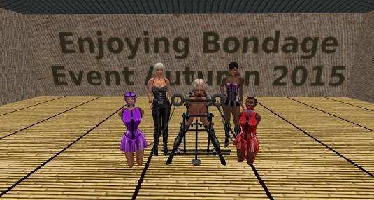 Oct 4th: sklavin, Diomita, Ayatay (ajarja.resident), Jenny, slave Flo