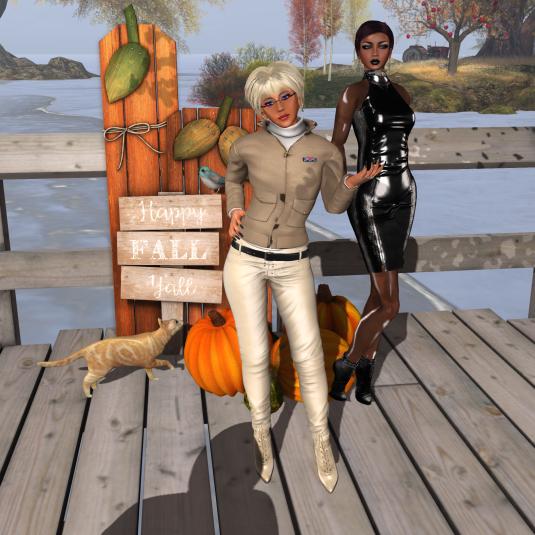Diomita and vero at Warm Springs