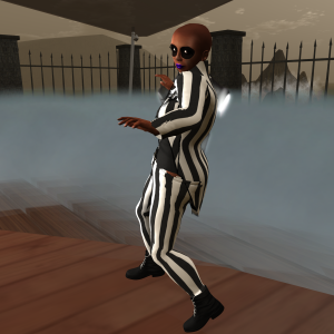 slave Flo Halloween 2015