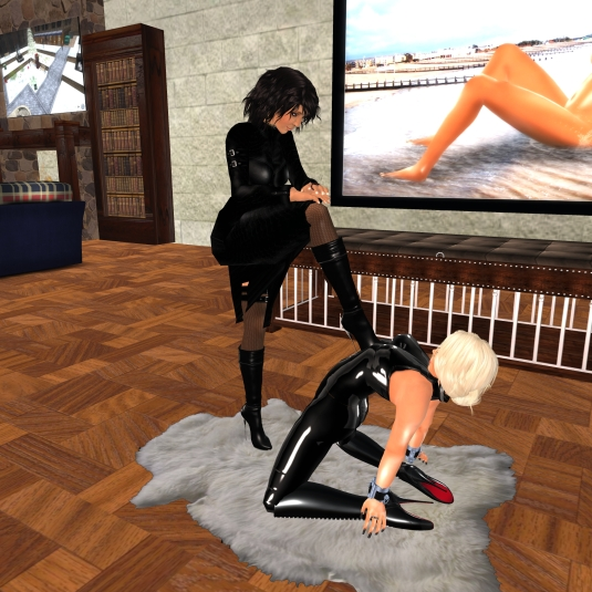 November 21st - Mistress Jenny and Dio