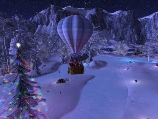 Calas Galadhon White Cristmas 2015 - the balloon ride (3)