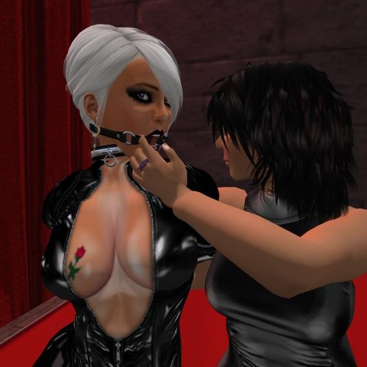 March 6th: Mistress Jenny teasing Diomita