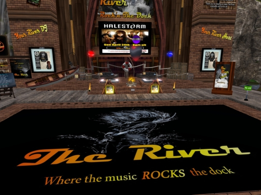 The River Rock club at Stonehaven