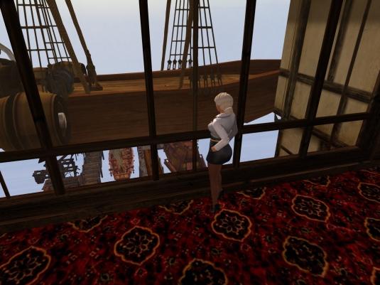 May 2nd: Overlooking JPK Airship Pirates Port Town