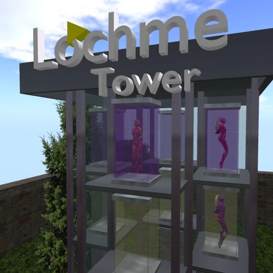 June 4th: The slaves (slavin C, slave Nina, sklavin Gebby) stored in Lochme Tower