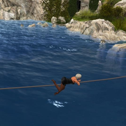 July 6th: Diomita at Noelia Island doing the hunt (1)