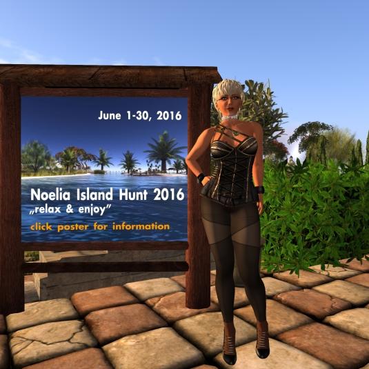 July 6th: Diomita finished the Noelia Island hunt