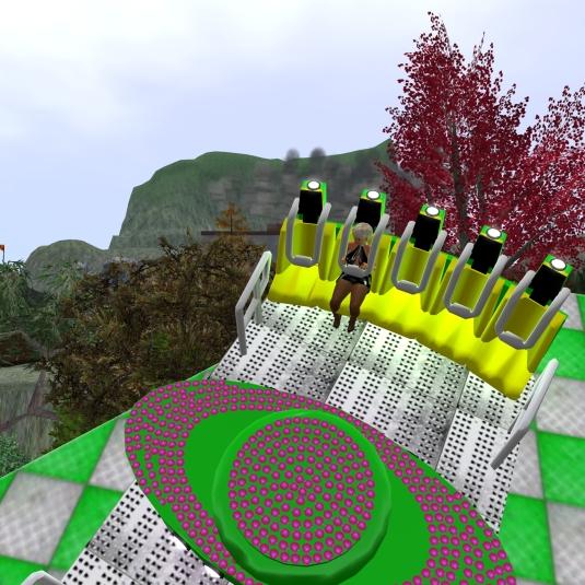July 10th: The unknown theme park, alternative fun in SL (1)