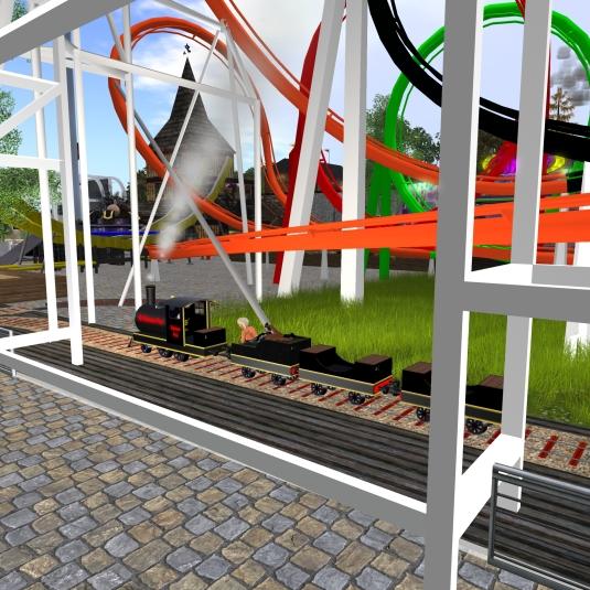 July 10th: The unknown theme park, alternative fun in SL (2)