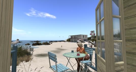 August th: Diomita at Hide & Seek beach