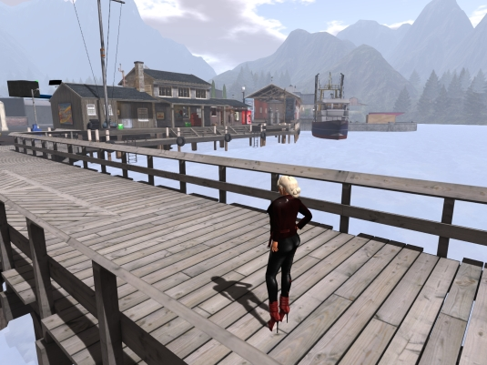 August 15th: Impressions of Port of Serenity (1)