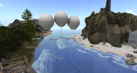 August 19th - Binemust balloon bridge