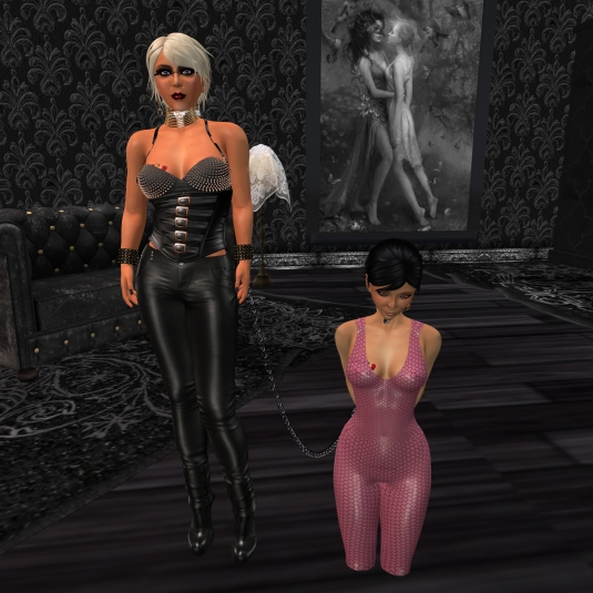 Sept 3rd - Mistress Diomita and Jenny at TSH