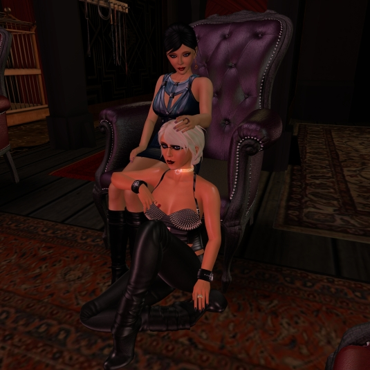 Sept 3rd - Mistress Jenny and Diomita at Club DeLust