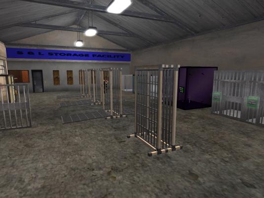 September 27th: S & L Slave Storage (1)