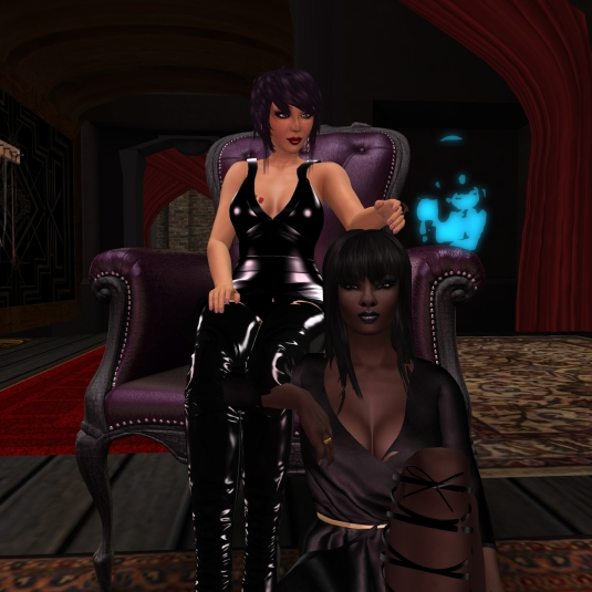 September 28th: Mistress Jenny and Argi at club DeLust