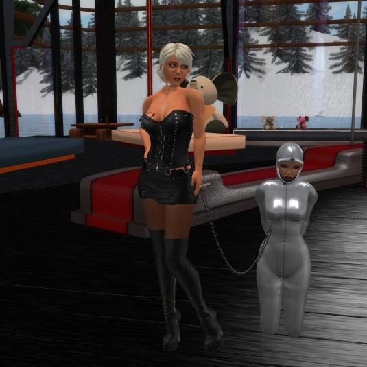 October 8th: Mistress Diomita and Jenny at DaD