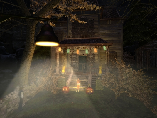 October 15th: The haunted Halloween tour