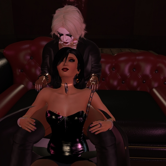 Ocotber 30th: Mistress Diomita and Jenny at Club DeLust