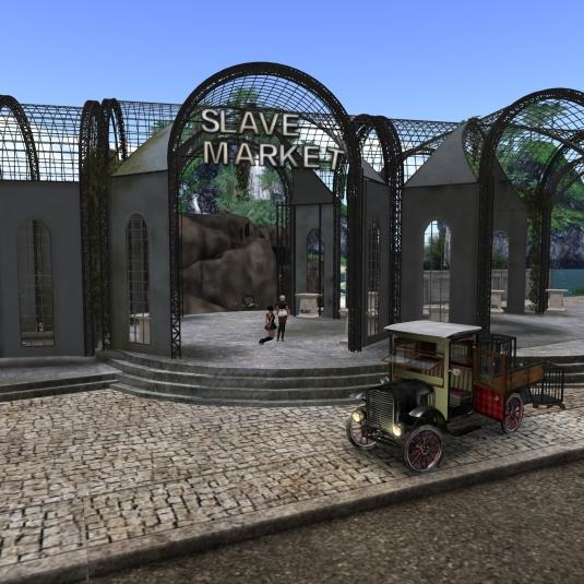 November 6th at HeAdLiGhTs: Diomita and Posion at the slave market
