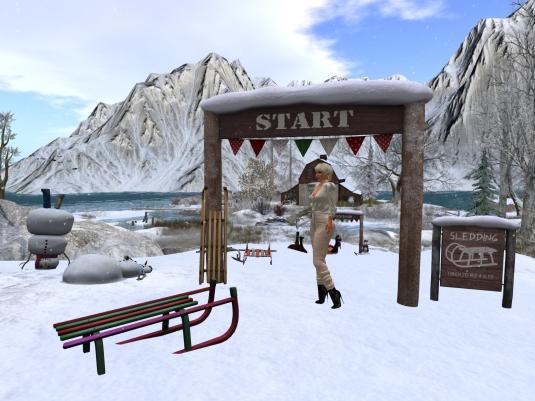 Novemeber 19th: Winter fun at Winter Trace