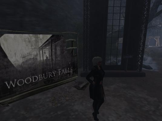 November 12th: Arriving at Woodbury Falls