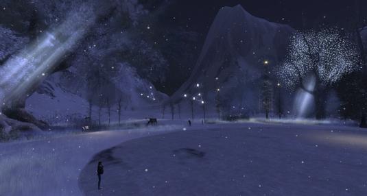 November 12th: Ice-skating at Telrunya Winter