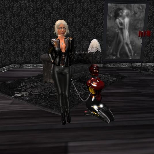 December 26th: Mistress Diomita with Jenny at TSH