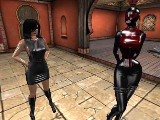February 7th - Mistress Jenny and vero (1)