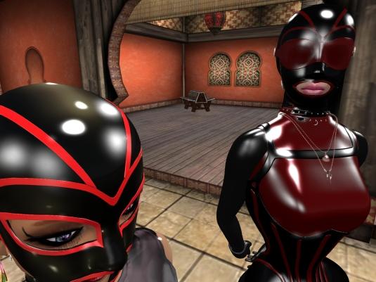 February 7th - Mistress Jenny and vero (2)